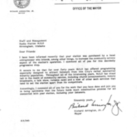 b8f24a - letter from Mayor Arrington to WJLD management - 1985.jpg