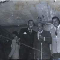 b3f12d - photo of (l-r) Dirty Dog, Count Basie, King Porter 1954.jpg