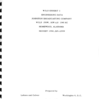 b4f5a - Engineering data for WJLD ap for 1K power - 1960.jpg