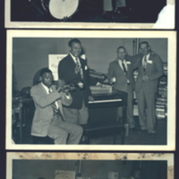 b3f12a - 3 photos of King Porter trio - 1954.jpg