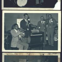 b3f12a - 3 photos of King Porter trio - 1954.jpg