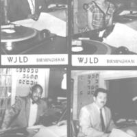 b3f36a - four WJLD promo postcards - 1956.jpg