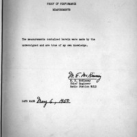 b2f24b - Chief Engineer M.E, McKinney signs off  5-6-1950.jpg
