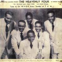 1949-Heavenly Four WVOK Oct. 1949.jpg