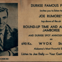 b1f50a - Joe Rumore at WVOK promo card - 1949.jpg