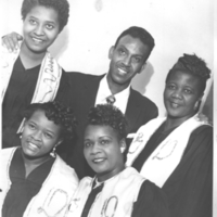 b2f27f - female quartet & James Junior McElroy from Riley  1950s.jpg