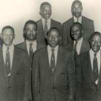 MacMillan Jubilee Singers, 1950