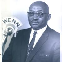 b3f50a - WJ Allen at the WENN mike - 1959.jpg