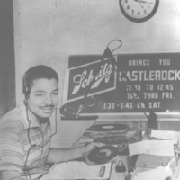 b3f37a - Eddie Castleberry at WMBM Miami - 1956.jpg
