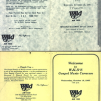 b8f34a - two WJLD Gospel Caravan programs (f-b) - 1985.jpg