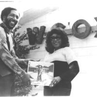 b7f33a - Al Hurt with Denise LaSalle at WCOX, Camden 1979.jpg