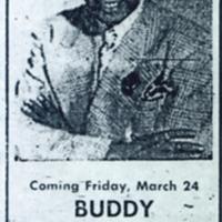 b2f2a - Birmingham World ad for Buddy Johnson  3-21-1950.jpg