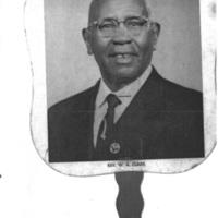 b6f19a - Church fan with Rev W.A. Clark - 1972.jpg