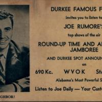 b1f50a - Joe Rumore at WVOK promo card - 1949.jpg